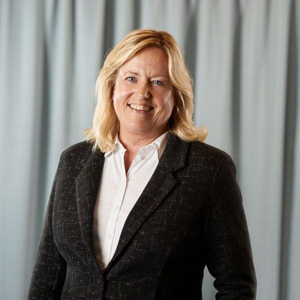 Annika Nilsson, boutredningshandläggare