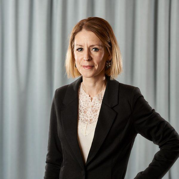 Carolina Sandekjer, advokat