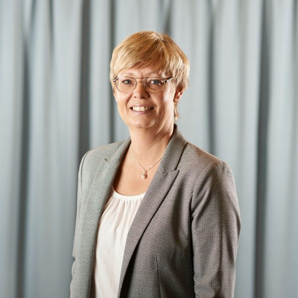 Cecilia Ericsson, kontorschef