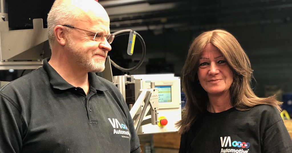 Christer Lind och Ingela Liljeroth