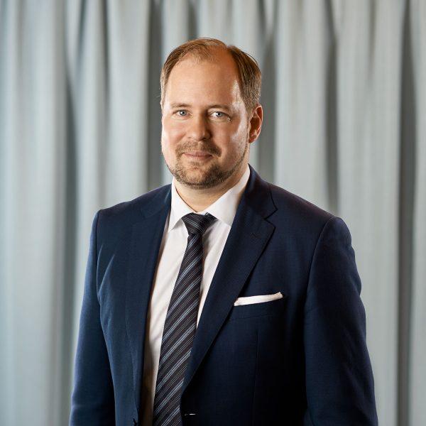 Johan Mars, advokat