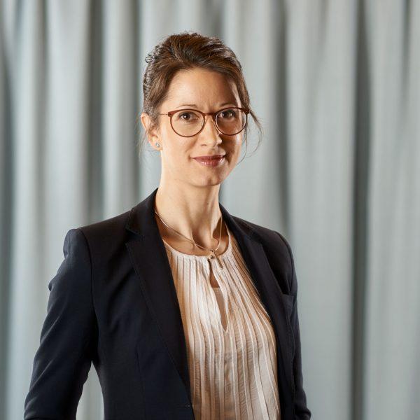 Johanna Lindén, advokat