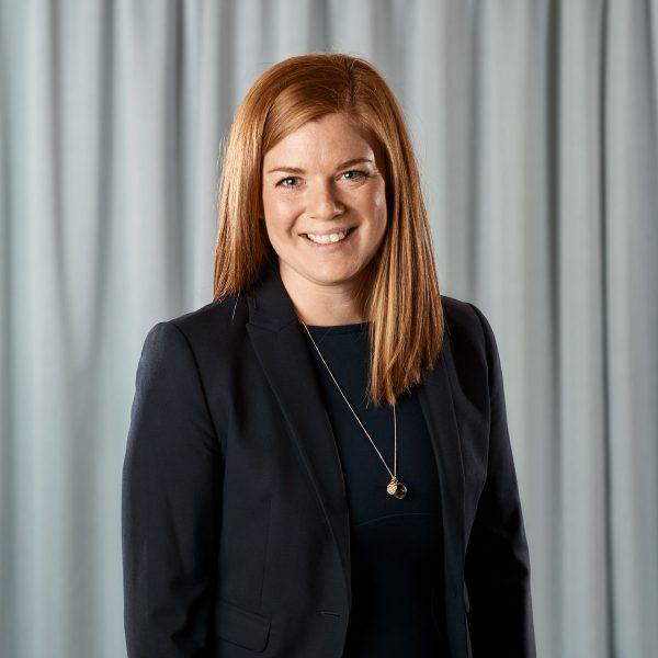 Johanna Pålsson, biträdade jurist
