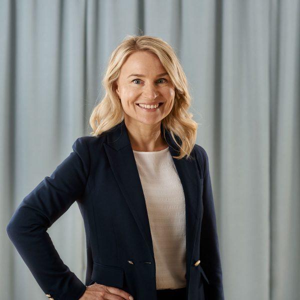Kristina Mannerback, biträdande jurist