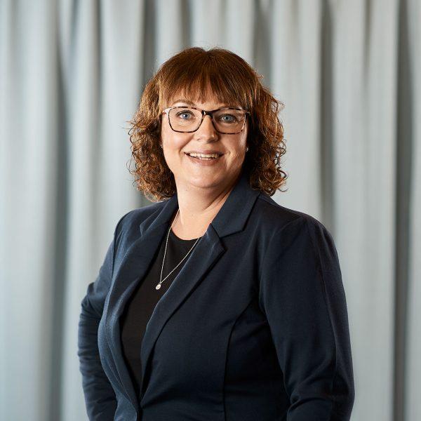 Linda Landin Johansson, sekreterare/ekonomi