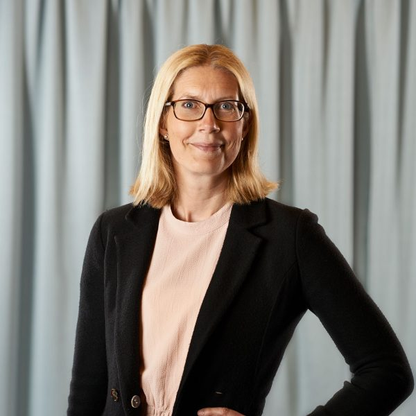 Lisa Danielsson, biträdande jurist