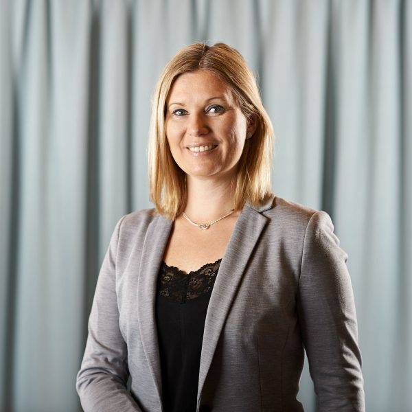 Martina Lindahl, sekreterare