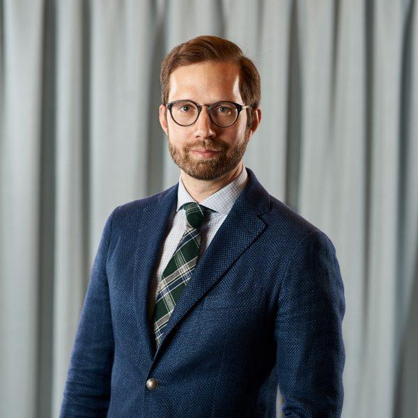 Martin Rickhag, advokat