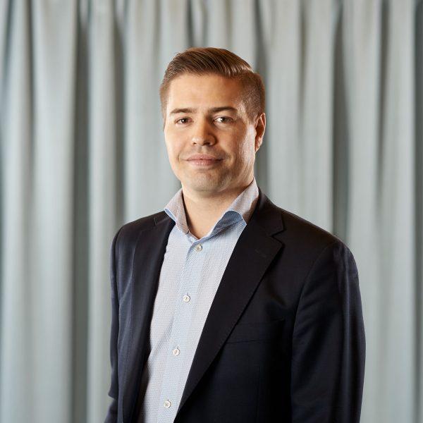Sebastian Utterström. advokat